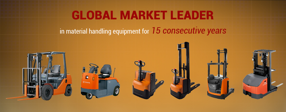 Toyota Material Handling India   Forklift   Material